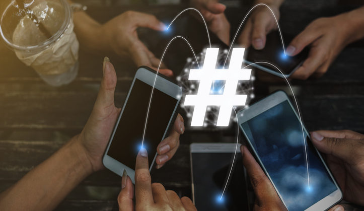 Hashtags Reveal Customer Sentiment